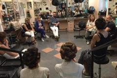 Briefing trucco e parrucco