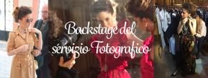 """Backstage del servizio fotografico del libro """"Isabella"""""""