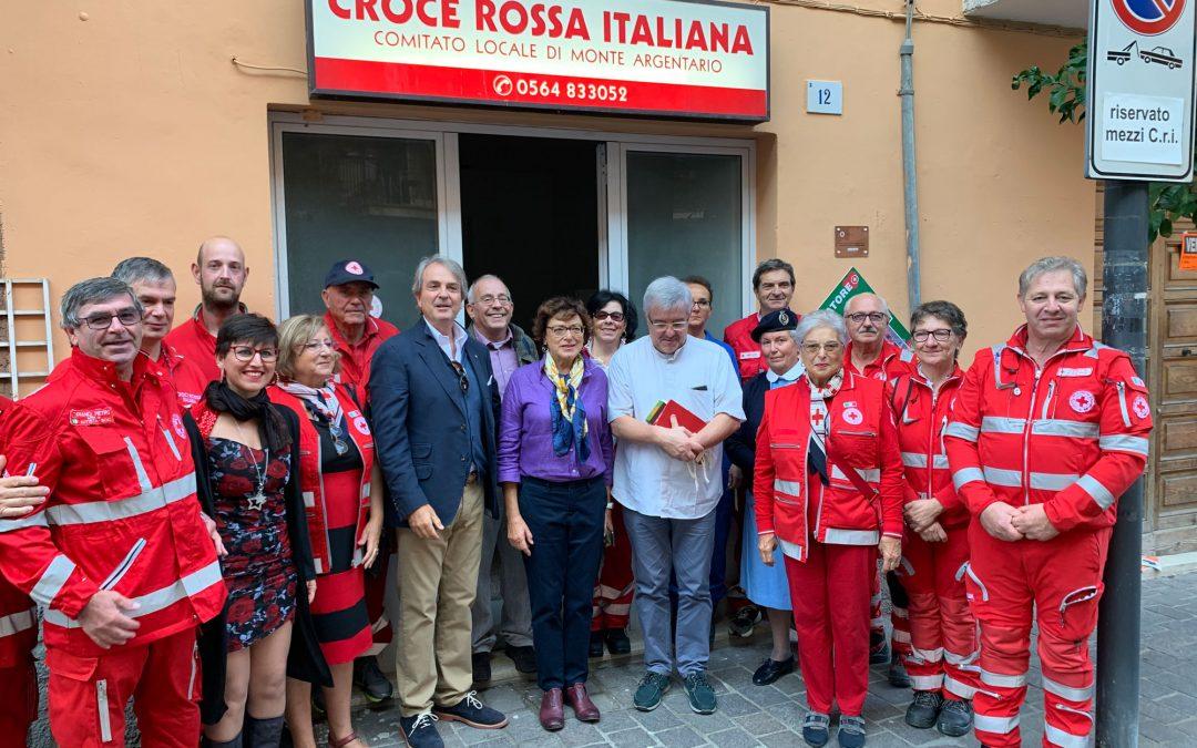 Donate 3 postazioni D.A.E. alla Croce Rossa Italiana – Costa d'Argento
