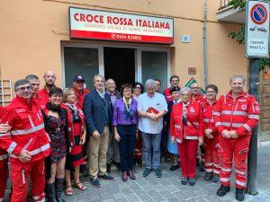 Donate 3 postazioni D.A.E. alla Croce Rossa Italiana - Costa d'Argento